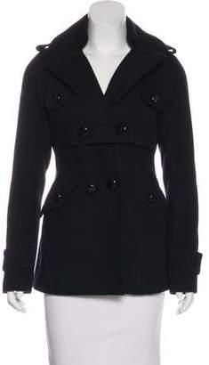 Smythe Wool Short Coat