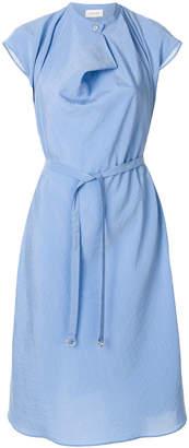 Lemaire front flap dress
