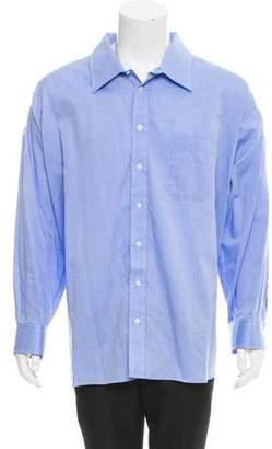 Burberry Button-Up Shirt