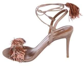 Aquazzura Wild Thing 85 Sandals