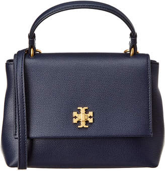 Tory Burch Kira Top Handle Mini Leather Satchel