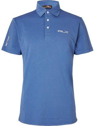 RLX Ralph Lauren Airflow Stretch-Jersey Polo Shirt