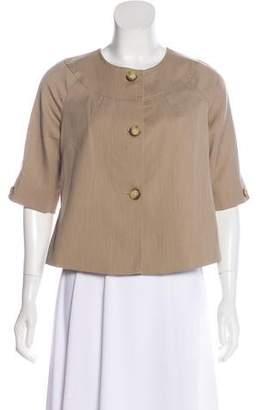 Geoffrey Beene Button-Up Casual Jacket