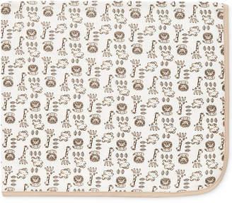 Little Me Baby Boys Safari Blanket