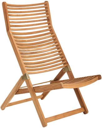 Pols Potten Rdam Relax Chair - Teak