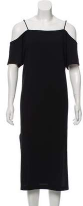 Alexander Wang Oversize Midi Dress