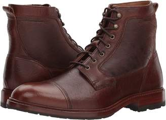 Trask Lowell Shearling Men's Flat Shoes