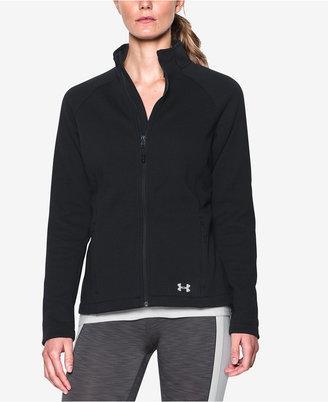 Under Armour Granite Fleece Jacket $99.99 thestylecure.com