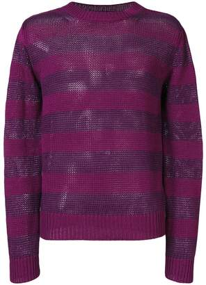 Paura striped jumper