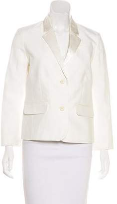 Elizabeth and James Structured Notch Lapel Blazer