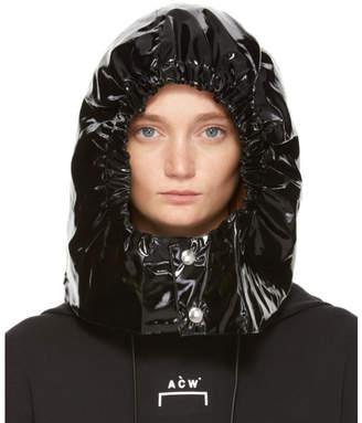 A-Cold-Wall* A Cold Wall* Black PVC Hood