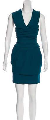 Preen by Thornton Bregazzi Preen Sleeveless Mini Dress w/ Tags