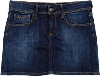 Pepe Jeans Denim skirts - Item 42428776AN