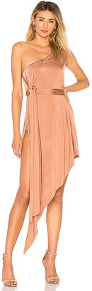 Michelle Mason Bodysuit Dress