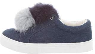 Sam Edelman Leya Denim Sneakers