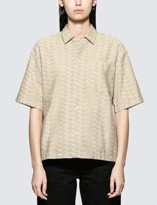 Carhartt Work In Progress Typo Short Sleeve Shirt