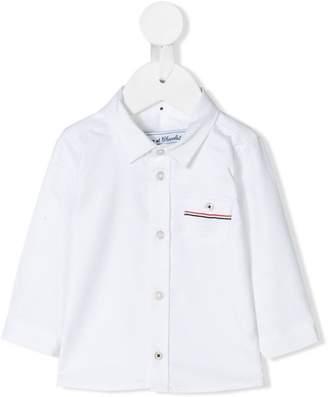 Tartine et Chocolat chest pocket shirt