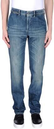 Incotex Red Denim pants - Item 42635648OP