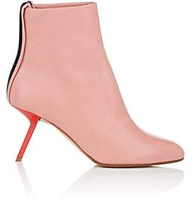 Ballin ALCHIMIA DI Women's Narcis Leather Ankle Boots - Pink
