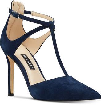 e4d2490b0 Nine West Women Teresa T-Strap Pumps Women Shoes