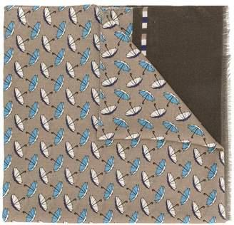 fe-fe umbrella print scarf