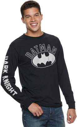 Licensed Character Men's Batman Logo Tee
