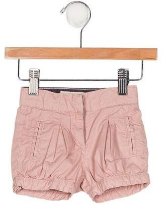 Stella McCartney Girls' Four Pocket Mini Shorts