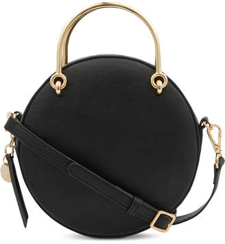 Nine West Orianna Top-Handle Small Circle Crossbody