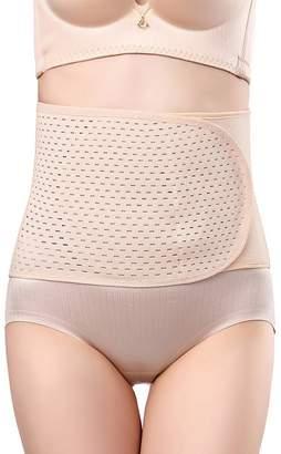 7f97b24052 Aivtalk Women s Body Shaper Belt Postpartum Recoery Support Girdle  Adjustable Waist Trimmer Slimming Waist Cincher