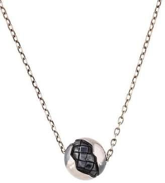 Bottega Veneta Ball Pendant Necklace