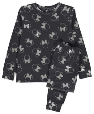 George Grey Minnie Mouse Foil Pyjamas