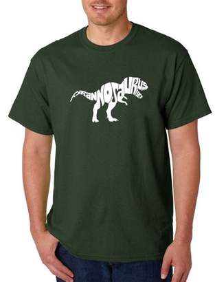 Pop Culture Men's T-Shirt - Tyrannosaurus Rex