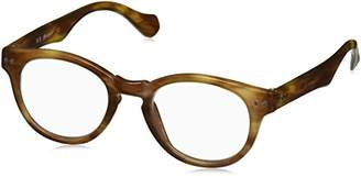 A. J. Morgan A.J. Morgan Unisex-Adult Favorite - Power 0 53745 Oval Reading Glasses