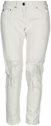 L'AIR DE RIEN Denim pants - Item 42696746HX