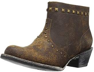 Ferrini Women's Studded Bootie Ankle Boot