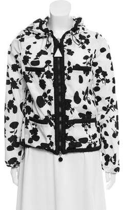 Moncler Printed Coignet Jacket w/ Tags