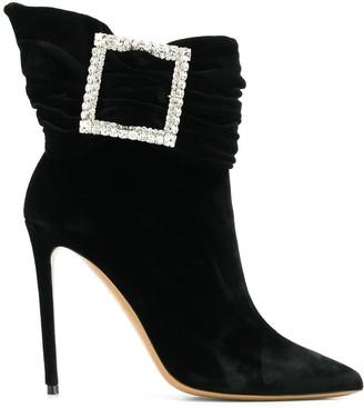 Alexandre Vauthier stiletto ankle boots