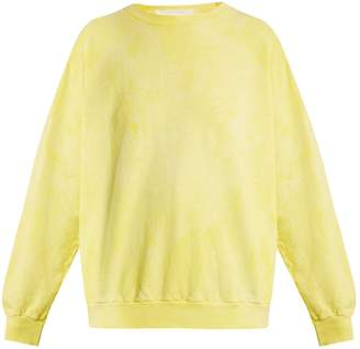 AUDREY LOUISE REYNOLDS Round-neck cotton sweatshirt