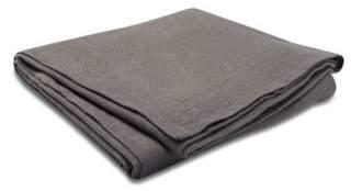 Ralph Lauren Dunton Bed Blanket, Full/Queen