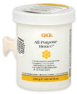 GiGi 8 oz. All-Purpose Microwave Formula Honee Wax