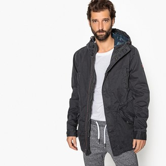 Superdry Mid-Season Hooded Mid-Length Parka