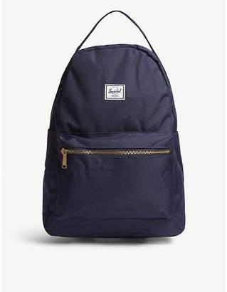 Herschel Peacoat Dark Blue Nova Mid Volume Backpack