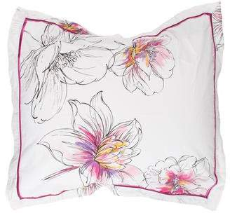 Anne De Solene Silk Pillow