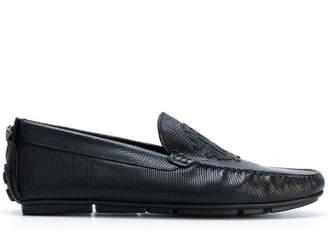 Roberto Cavalli classic loafers