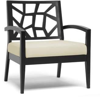 Baxton Studio Jennifer Accent Chair