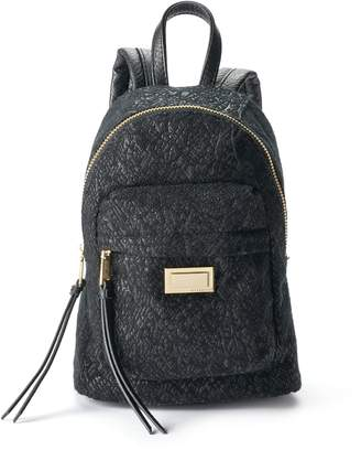 Juicy Couture Lace Mini Dome Backpack