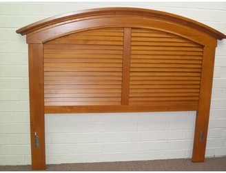 Minick Wood Products Panel Headboard Minick Wood Products