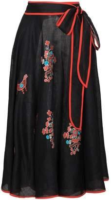 Vita Kin Country Summer Linen Skirt