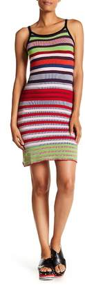 Desigual Striped Knit Dress