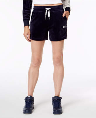Fila Velour Shorts